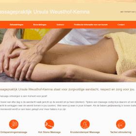 Massagepraktijk Ursula Weusthof